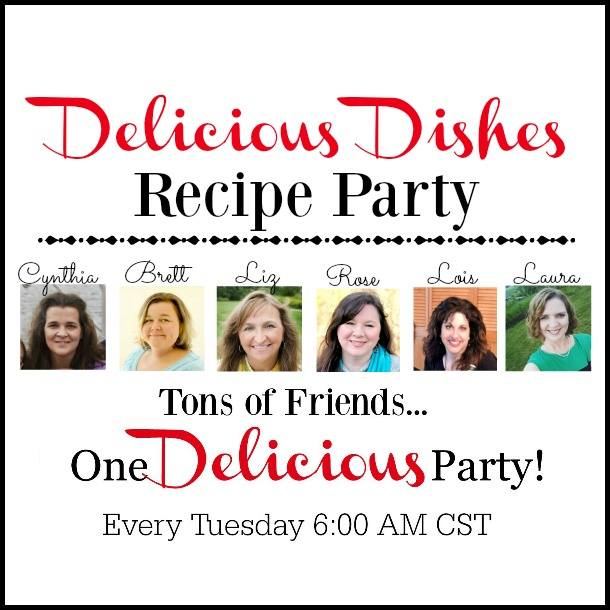Delicious Dishes Recipe Party hosts
