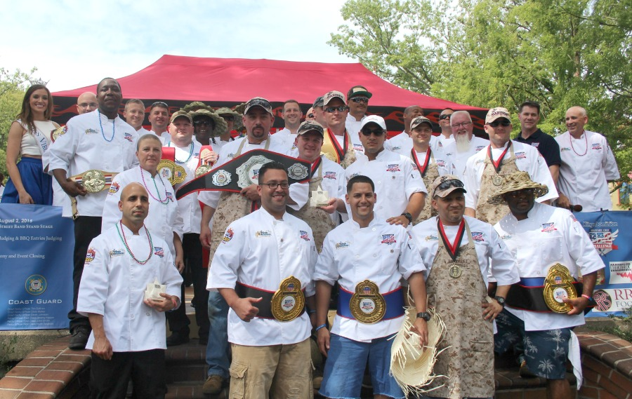 Military Chef Challenge