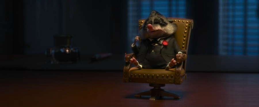 Mr. Big of Zootopia
