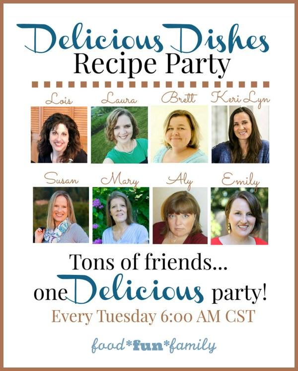 Delicious Dishes Recipe Party hosts - Food Fun Family