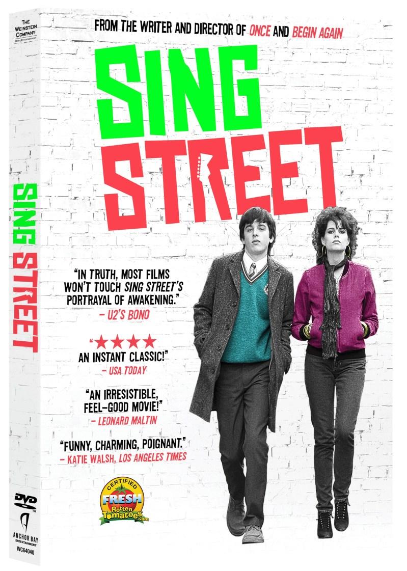 Sing Street-DVD