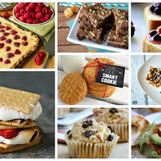 Delicious Dishes Recipe Party #33 – After School Snacks