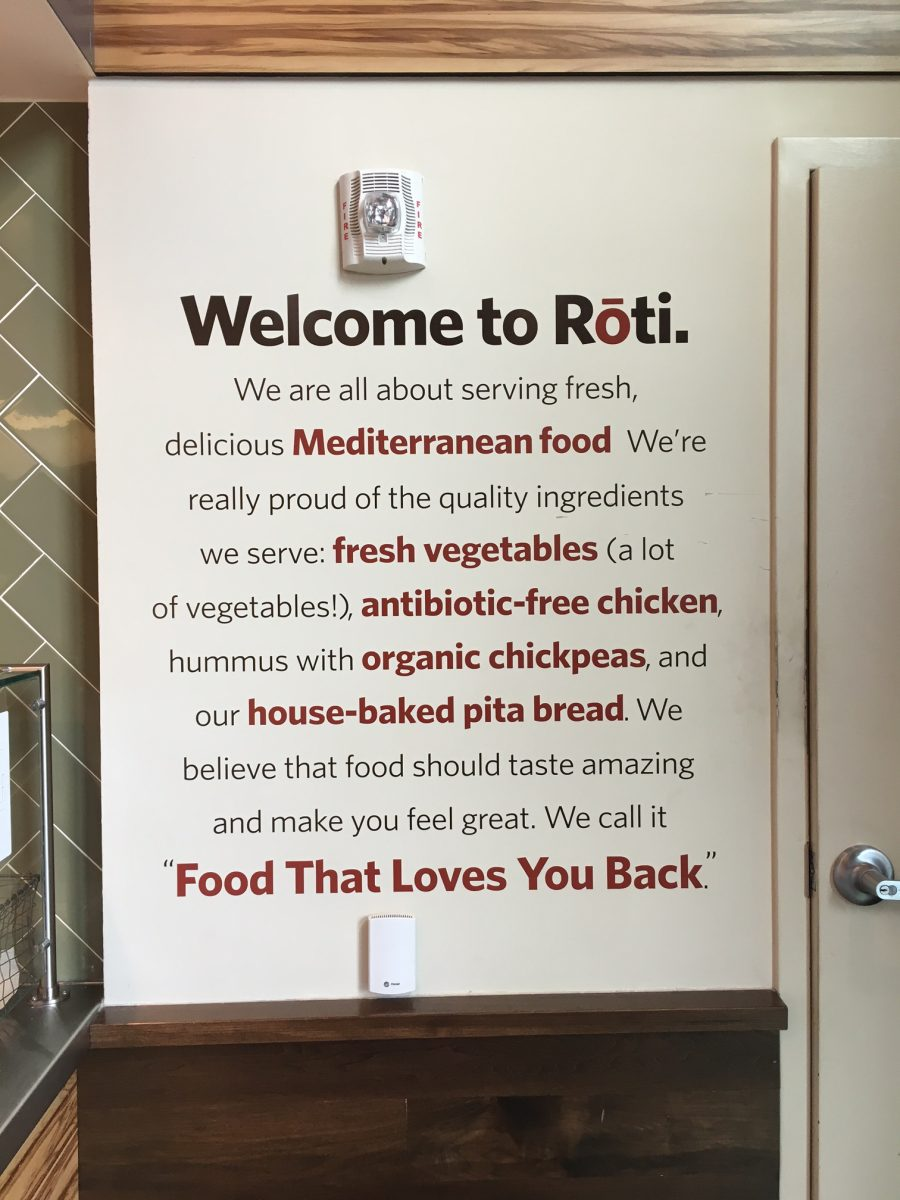 Roti Modern Mediterranean