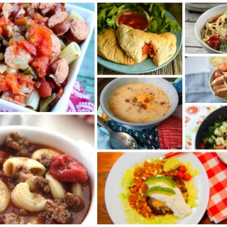 Delicious Dishes Recipe Party #35 – Family-Friendly Dinner Recipes