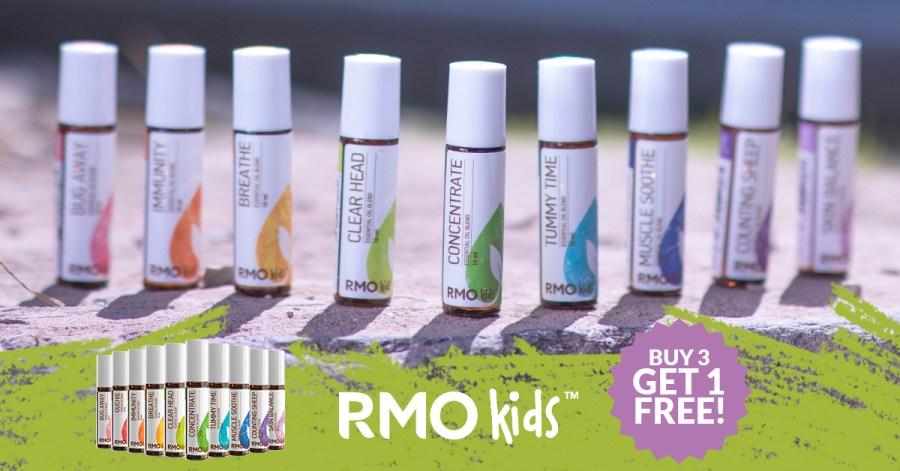 Rocky Mountain Oils Kids Line