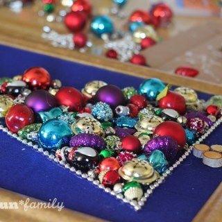 The Ornament Tree – An Easy Christmas Craft