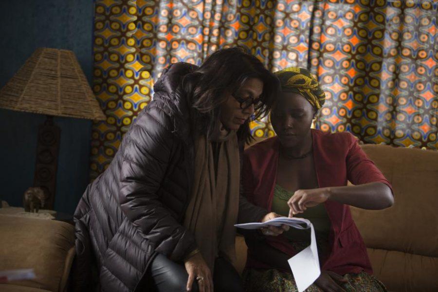 Exclusive Interview with Director Mira Nair #QueenOfKatweEvent