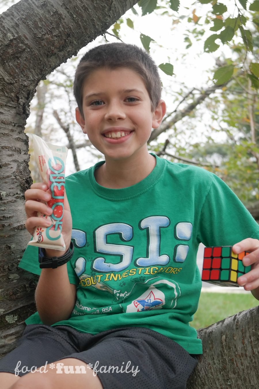 Yoplait Go Big challenges parents to share why their teen or tween is amazing!