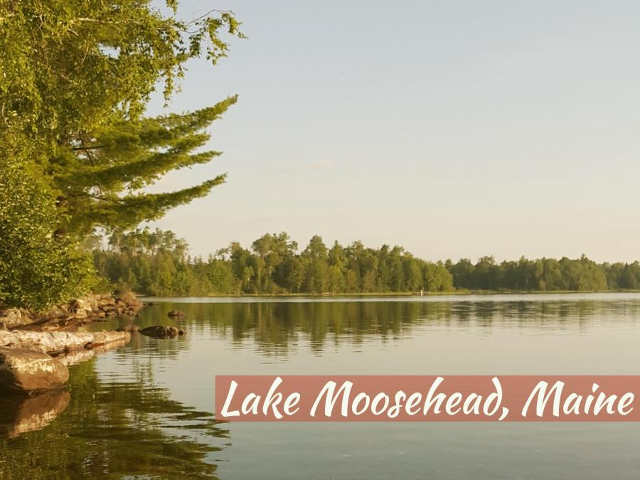 5 Fun Family Road Trips for Fall Foliage -  Lake Moosehead, Maine