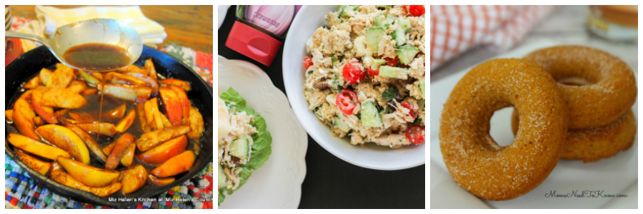 Delicious Dishes Recipe Party #40 - Most Clicked