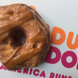 Caramel Apple Croissant Donut at Dunkin' Donuts
