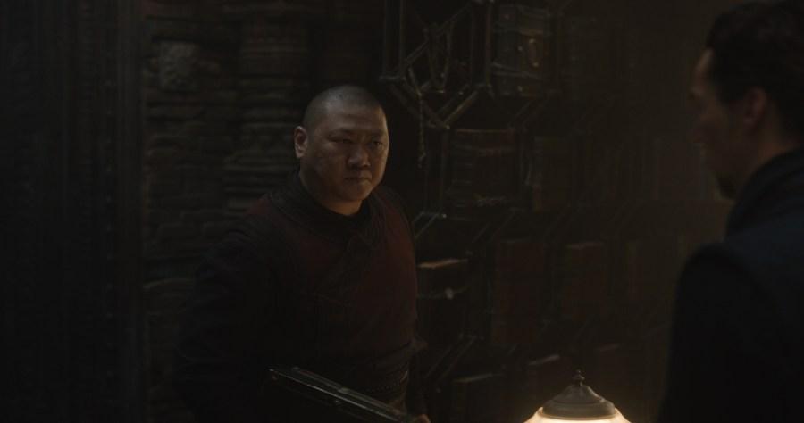 WONG Doctor Strange: Another Marvel Masterpiece #DoctorStrange