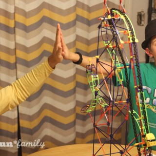 K'NEX Wild Whiplash Roller Coaster #WildWhiplash