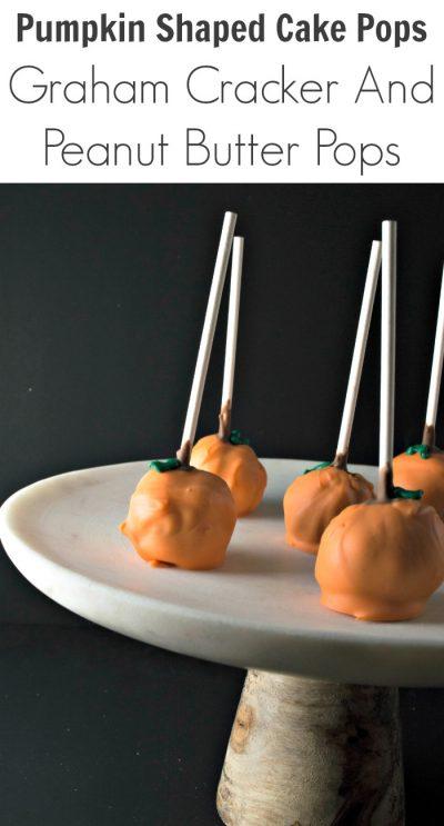 pumpkin-shaped-cake-pops-graham-cracker-and-peanut-butter-pops