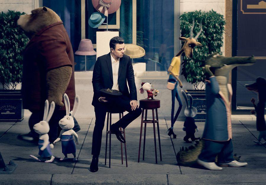 Sing - Seth Macfarlane as Mike