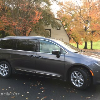What We Love About the 2017 Chrysler Pacifica