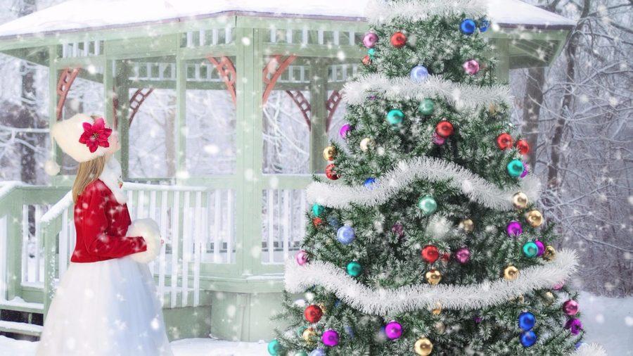 Christmas Scavenger Hunt Printable for Kids from Food Fun Family
