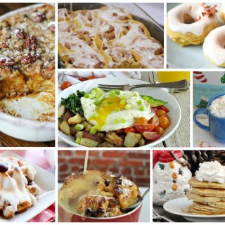 Christmas Breakfast Recipes – Delicious Dishes Recipe Party #48