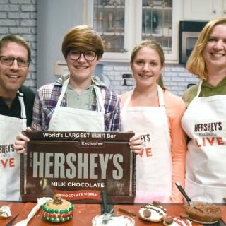 Hershey's Kitchens LIVE!