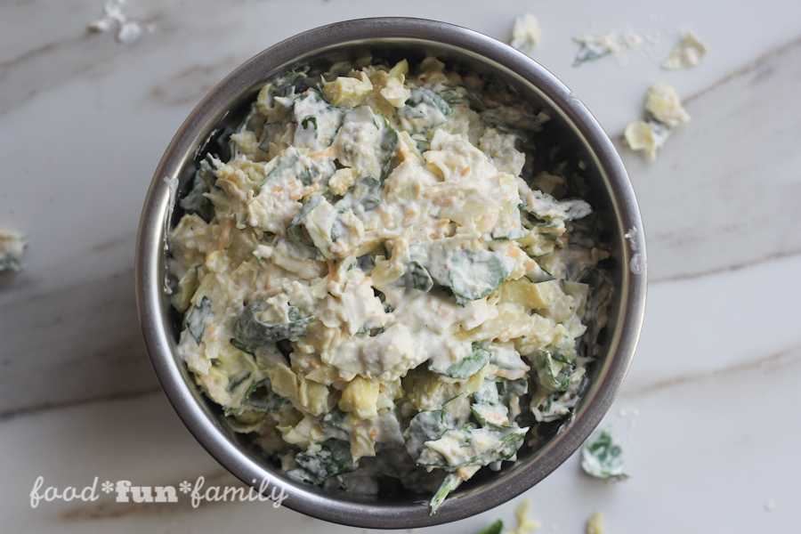 Instant Pot Hot and Cheesy Spinach Artichoke dip from Food Fun Family plus tips to make your grocery shopping even easier with Peapod