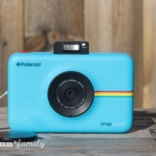 #PRINTitFORWARD with the Polaroid Snap Touch Camera