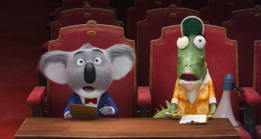 Sing movie review
