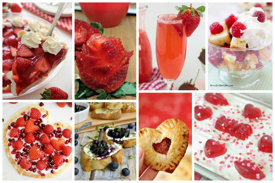 Berry Recipes - Delicious Dishes Recipe Party #57