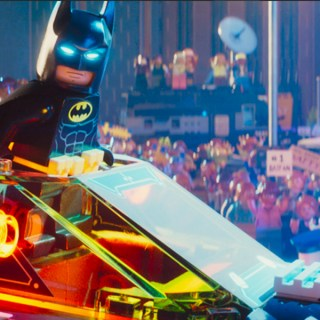 The LEGO Batman Movie {Review and Giveaway} #LEGOBatmanMovie