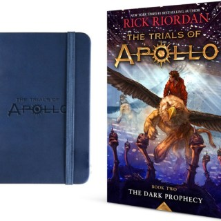 The Dark Prophecy {The Trials of Apollo Book 2}