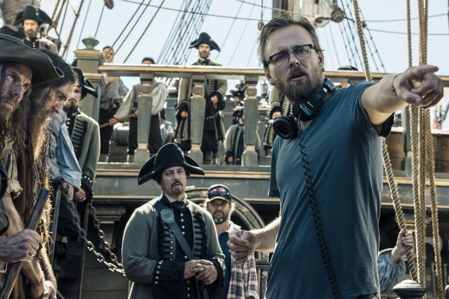 Directors Joachim Rønning and Espen Sandberg Talk About Working on Pirates of the Caribbean Dead Men Tell No Tales