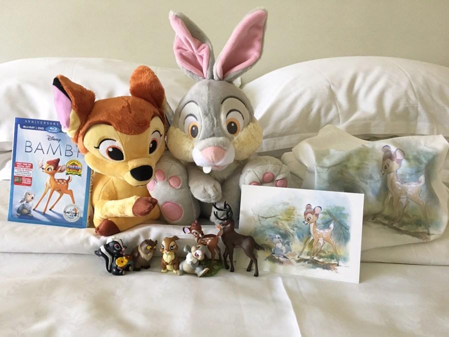 Disney's Bambi 75th Anniversary
