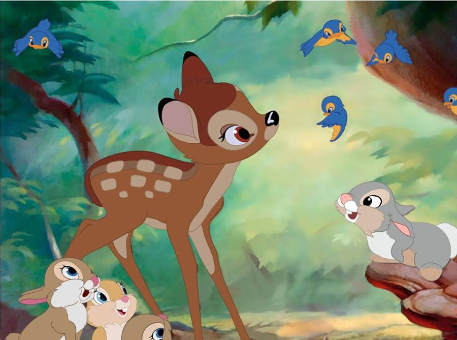 Bring Home Bambi: Walt Disney Signature Collection