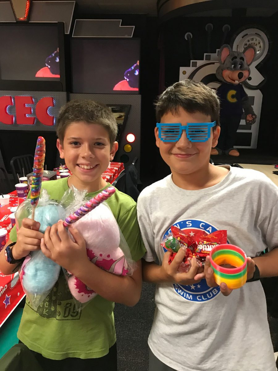 Let Chuck E. Cheese's Take The Stress Out of Your Next Birthday Party
