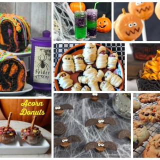 Halloween Party Treats – Delicious Dishes Recipe Party #90
