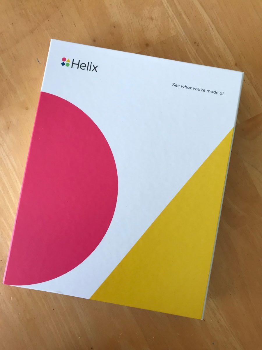 Helix Food Sensitivity+ DNA testing
