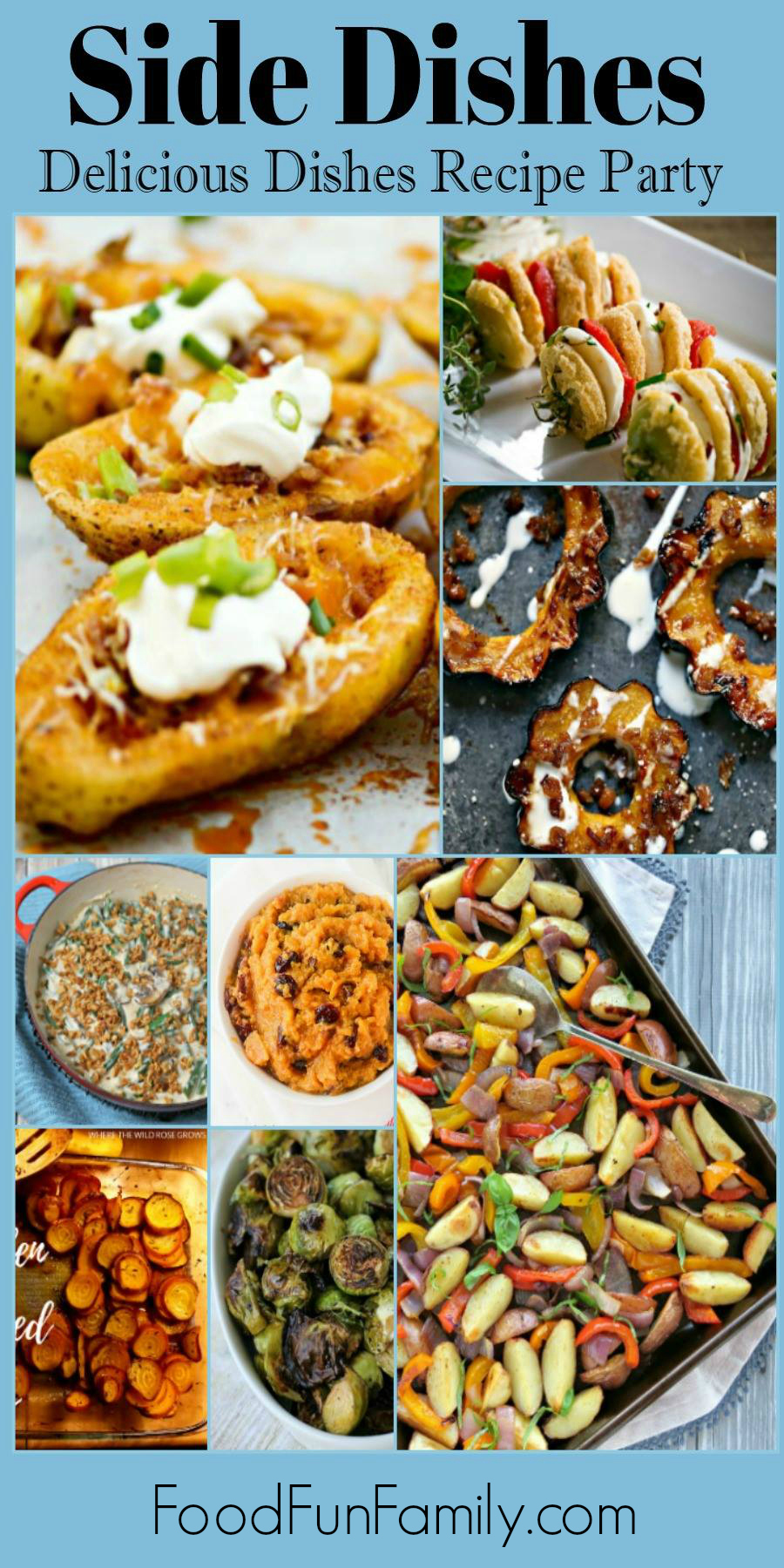 Mouth-watering Side Dishes