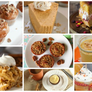 Easy Fall Dessert Recipes – Delicious Dishes Recipe Party #89
