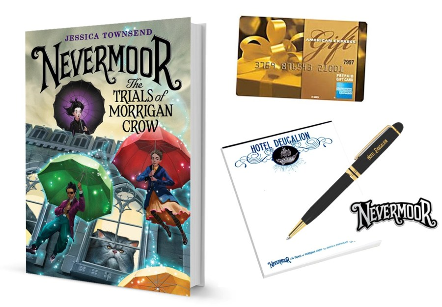 Nevermoor Prize Pack