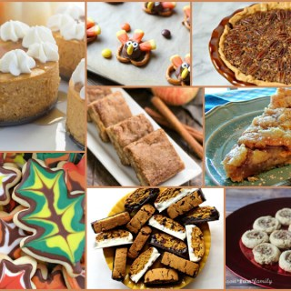 Thanksgiving Dessert Recipes – Delicious Dishes Recipe Party #93