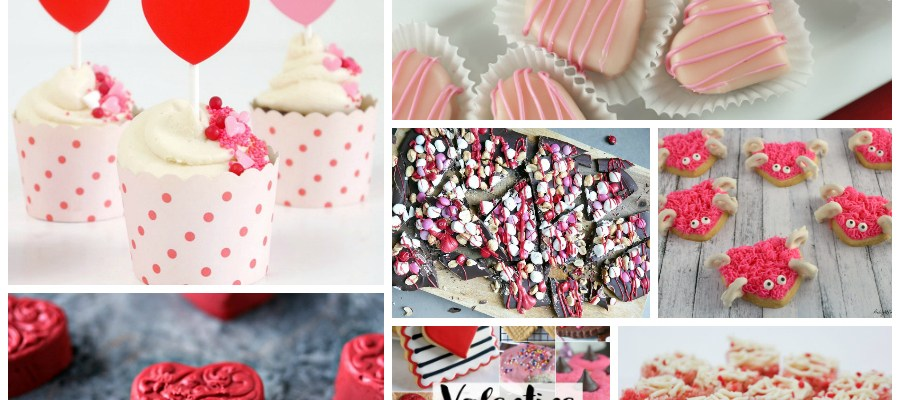 Valentine's Day Sweet Treats – Delicious Dishes Recipe Party #101