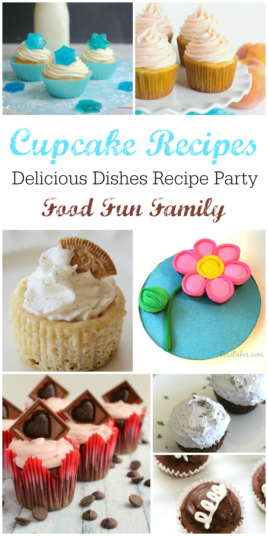 Cupcake Recipes - Delicious Dishes Recipe Party at Food Fun Family
