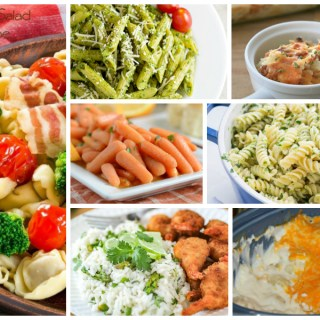 Perfect Side Dishes for Easter Dinner - a Delicious Dishes Recipe Party collection from Food Fun Family