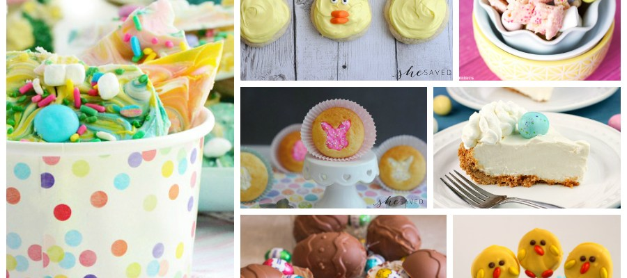 Easter Treats – Delicious Dishes Recipe Party #107