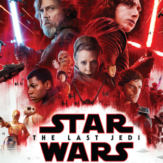 Star Wars The Last Jedi Activity Pages