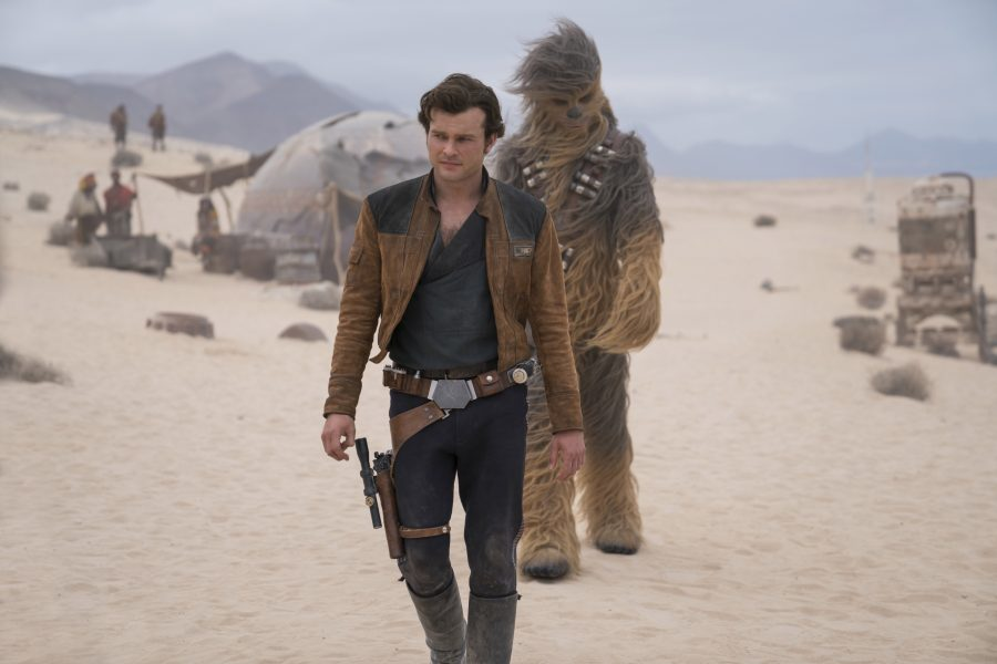Solo: A Star Wars Story. An Interview with Alden Ehrenreich,  the young Han Solo