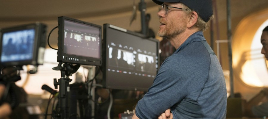 Ron Howard on Directing SOLO: A Star Wars Story #HanSoloEvent