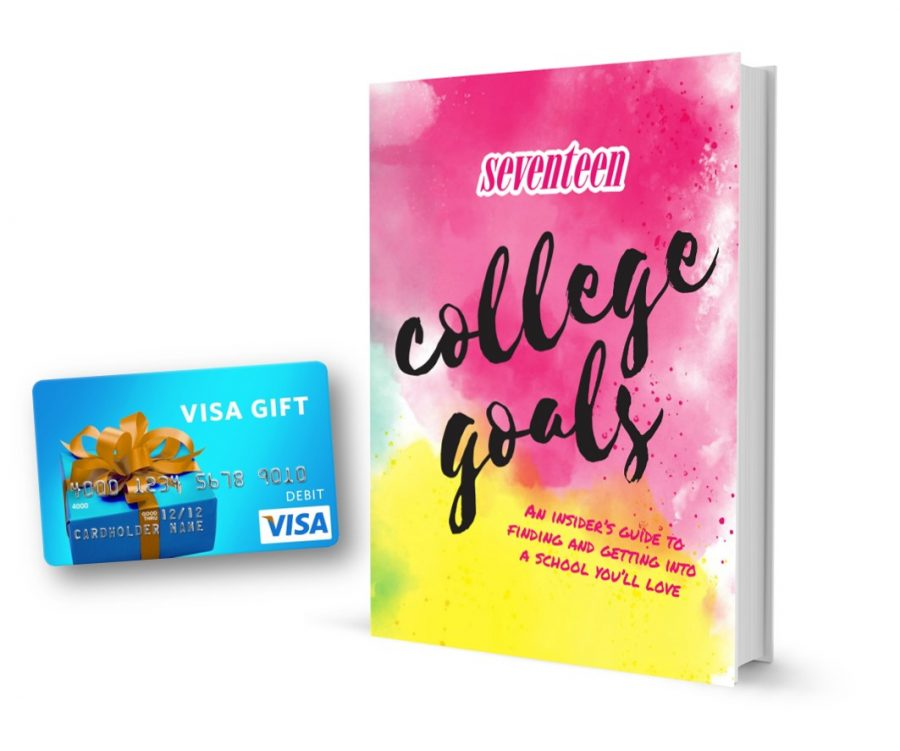 Get Ready for College with Seventeen: College Goals
