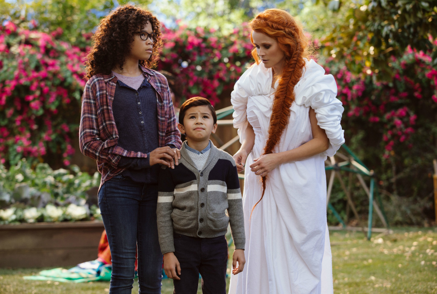 A Wrinkle in Time - DVD/Blu-ray Giveaway Plus Q&A with Deric McCabe