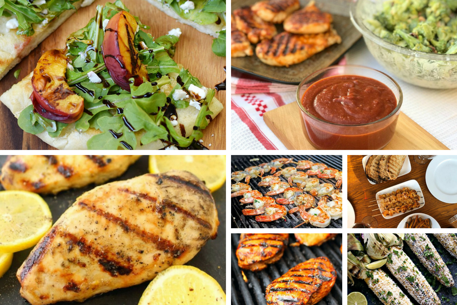 Summer's Best Grilling Recipes - a Delicious Dishes Recipe Party with Food Fun Family