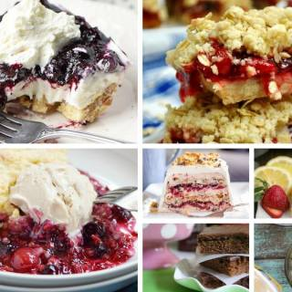 Easy Summer Dessert Recipes – Delicious Dishes Recipe Party #127